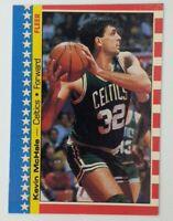 1987 87-88 Fleer Sticker Kevin McHale #5, Boston Celtics, HOF