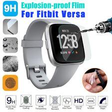 1/3/6Pcs Tempered Glass Film Screen Protectort Versa Smart Watch Lot