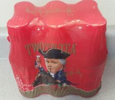 TWO-IF-BY-TEA 6-Pack rare Raspberry Tea RUSH LIMBAUGH  UNOPENED *NOS*