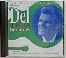 DEL SHANNON - CD - Favourites - BRAND NEW
