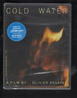 Cold Water (2018.Blu-ray Disc, Criterion Collection) FACTORY SEALED