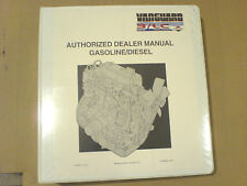 Briggs And Stratton Vanguard 3Cyl. Engine Liquid Cooled Parts And Repair Manual.