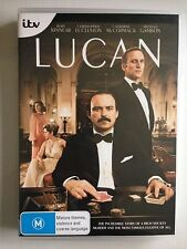 LUCAN ~ RORY KINNEAR, CATHERINE McCORMACK, MICHAEL GAMBON ~ AS NEW PAL DVD