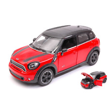 MINI COOPER S COUNTRY (R60) 2010 RED/BLACK 1:24