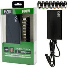 Chargeur Câble Ordinateur Portable Universel 100W pour IBM Asus Toshiba Dell