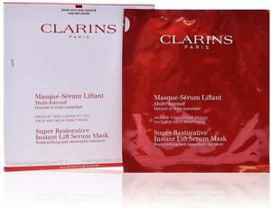 Multi-Intensive Instant Lift Serum Mask by Clarins, 5 masks