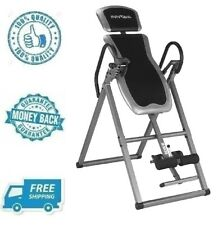 New Innova Health & Fitness Heavy Duty Deluxe Inversion Equipment Therapy Table