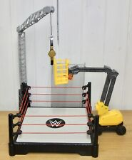 WWE - Sound Slammers - Destruction Zone - wrestling ring & accessories