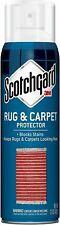 17 oz Scotchgard Rug & Carpet Protector Spray, Blocks Stains On Upolstry