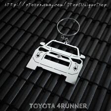 Toyota 4Runner Stainless Steel Keychain