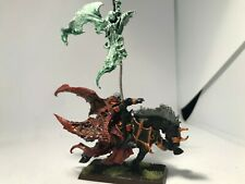 Blood Knight Army Standard Bearer Vampire Counts Undead Nagash Death Warhammer