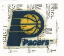 """New Indiana Pacers Lextra Iron On Patch NBA 3 1/2"""" x 2 1/2"""""""