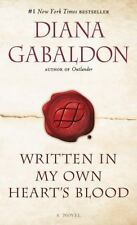 WRITTEN IN MY OWN HEART'S BLOOD - GABALDON, DIANA - NEW PAPERBACK BOOK