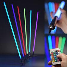 LED RGB Leuchtstab Lichtstab Beleuchtung Leuchte Dimmbar Lampe mit Fernbedienung