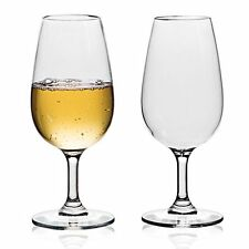 MICHLEY Unbreakable Wine Glasses, 100% Tritan Shatterproof Wine Glasses, BPA-fre