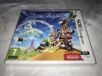 EVER OASIS RPG Nintendo 3DS 100% NEUF Blister VF Pal FR Français Switch Fantasy