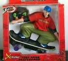 "TYCO R/C "" Tony Hawk"" Skateboarder !  27MHz & WIRELESS REMOTE ( TMH NOT INCLUDED"