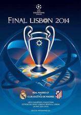 Champions League Home Teams O-R Football Programmes
