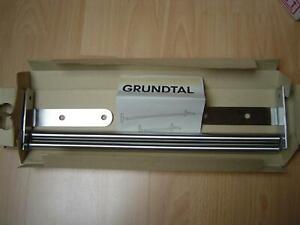 IKEA Grundtal 40 cm Neuware in Original Verpackung 2 Stangen Edelstahl Regal Ges