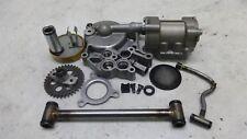 1985 Kawasaki Eliminator ZL900 ZL 900 KM212B. Engine oil pump assembly