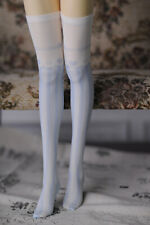 Blue Sexy Stockings Socks for 1/4 17in 44cm BJD MSD AOD AS dollfie G&W