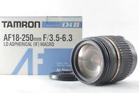 Tamron AF 18-250mm f/3.5-6.3 Zoom Lens Di II LD IF Macro Sony Minolta A Mount