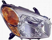 2004-2005 Toyota Rav4 New Right/Passenger Side Headlight Assembly