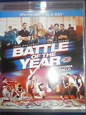 BATTLE OF THE YEAR FILM IN BLU-RAY 3D NUOVO DA NEGOZIO ANCORA INCELLOFANATO!!!