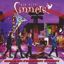 Sin City Sinners : Exile on Fremont Street CD