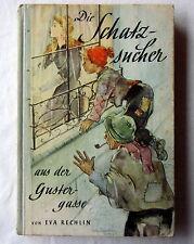 DIE SCHATZSUCHER  aus der Gusterstrasse - Eva Rechlin