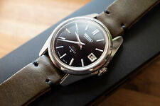 King Seiko 5625-7000 - Black Dial - Vintage Automatic Watch