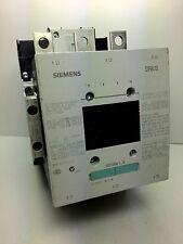 SIEMWNS SIRIUS Schütz 3RT1054-1...6  400V -55 KW-----140