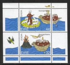 IRELAND 1994 MNH MS907 EUROPA: ST BRENDAN'S VOYAGES MINISHEET