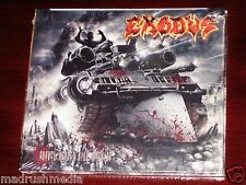 Exodus: Shovel Headed Kill Machine CD 2005 Nuclear Blast USA 1376-2 Digipak NEW