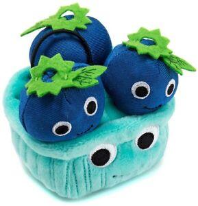 Yummy World Delicious Treats Boo Blueberry Small Plush