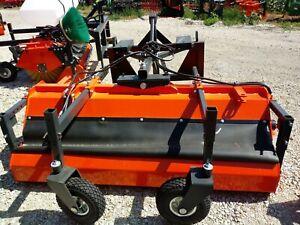 Kehrmaschine Kehrbürste Bürste 2,40 m Traktor Stapler Frontlader Euro Dreipunkt
