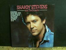 SHAKIN' STEVENS & THE SUNSETS  LP     Lovely copy!