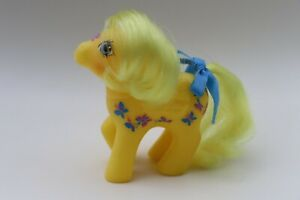 My Little Pony G1 Mail Order Baby Dancing Butterflies TAF Twice As Fancy Babies