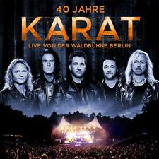 40 Jahre Live Von Der Waldbühne Berlin von Karat (2015) 2CD Neuware