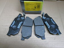HONDA PRELUDE & CIVIC FRONT BRAKE DISC PADS  BOSCH 0986490440