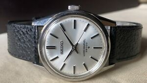 Vintage SEIKO Hand-Winding Watch/ LORD MARVEL 5740-8000 SS 23J 1975 36000bph