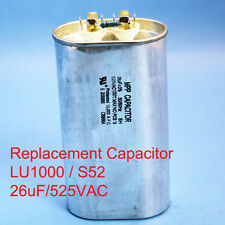 1000W Oil filled Capacitor HID HPS1000 LU1000 S52 26uF/525VAC ~~UL APPROVED~~