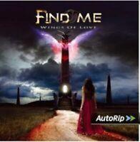 FIND ME - WINGS OF LOVE  CD NEUF