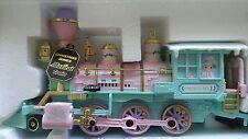 Girls Precious Moments Christmas Holiday Train Set Sugar Town Express