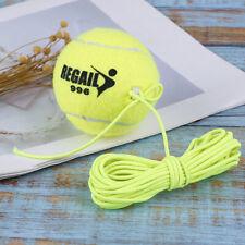 Balle rebondissante de réaction, outil élastique de pratique de tennis