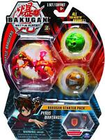 BAKUGAN 6045144 Starter Pack Set Assortment (Styles May Vary-One Supplied)