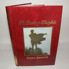 Wuthering Heights-  Emily Bronte, HB, 1987 - The Great Writers.