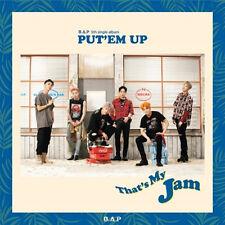 K-pop B.A.P - PUT'EM UP (5TH SINGLE ALBUM) (BAP05S)