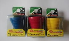 Rubber Ball Pickup(BH-430), including Ball Marker, 1 Packet(3 sets)