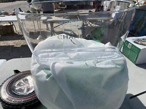Chandon Wine Champagne Ice Bucket - Acrylic Large New